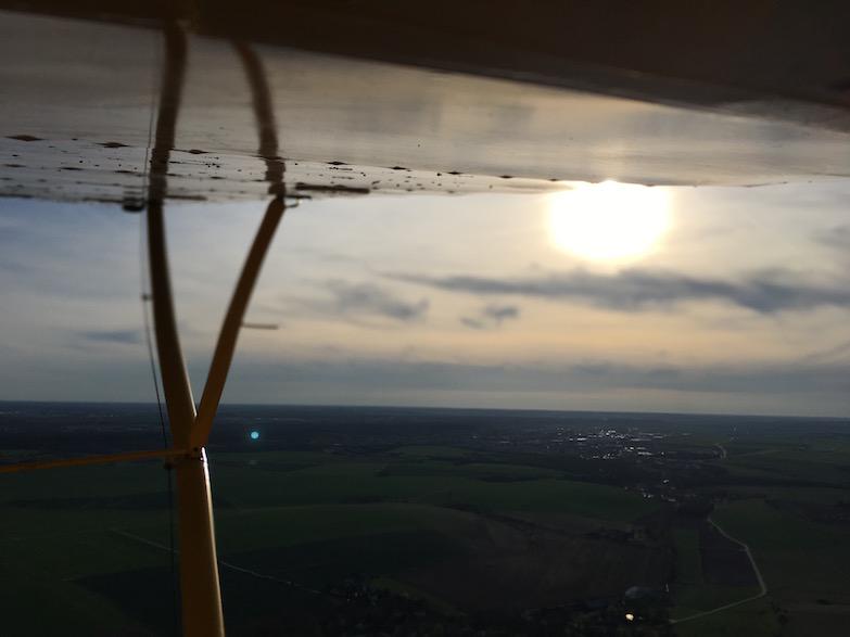 Piper J3 - en vol 2