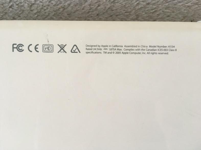 iBook G4 - 4