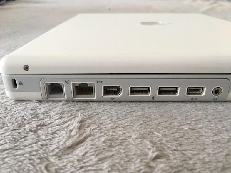 iBook G4 - 5