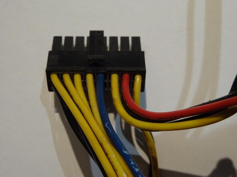 PSU : Le connecteur se divise en deux